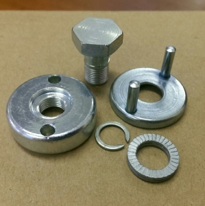 Комплект крепления дисков CnB - фото