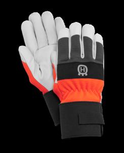 Перчатки Functional с защитой от порезов бензопилой, р.07 - фото