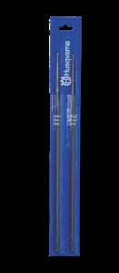 Напильник круглый повышенной стойкости Husqvarna IntensiveCut 4.8 мм; 2 шт. - фото