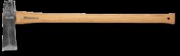 Топор-кувалда 80 см. с кожаным чехлом - фото