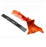 Комплект Husqvarna заглушка BioClip + нож BioClip - фото