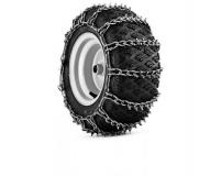 Пара цепей на колеса для райдеров Husqvarna 16х6.5-8 - фото