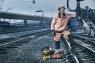 """Рельсорез HUSQVARNA K1270 Rail 14""""+RA10 - фото"""