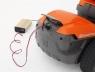 Аккумуляторный райдер Husqvarna Battery Rider - фото