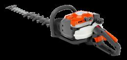 Бензоножницы Husqvarna 522HD60S. Профи (0.6кВт/0.8 л.с., низкооборотный, высочайший крутящий момент, 4400 резов в мин., 60см)  - фото