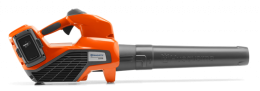 Аккумуляторный воздуходув (профи) Husqvarna 320iB Mark II.  (36В, 54м/с, 13м3/мин, без аккумулятора и ЗУ) - фото