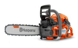 "Бензопила Husqvarna 545 Mark II (2.7кВт/3.7 л.с., AutoTune II, X-TORQ, 15"") - фото"