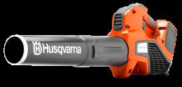 Аккумуляторный воздуходув (профи) Husqvarna 536LiB (36В, без аккумулятора и ЗУ) - фото