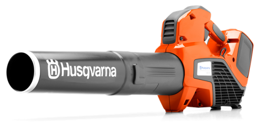 Аккумуляторный воздуходув (профи) Husqvarna 525iB (36В, 48м/с, 12.8м3/мин, без аккумулятора и ЗУ) - фото