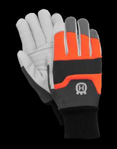 Перчатки Functional с защитой от порезов бензопилой, р.8 - фото