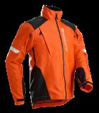 Куртка с высокой заметностью для работы с травокосилкой р. 50/ (M) - фото