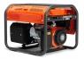 Генератор Husqvarna G2500P (Двигатель Husqvarna, 196cм3, ручной запуск, 2.2 кВт(макс.), 230В, 50Гц, 1 фаза, преобразователь 12В) - фото